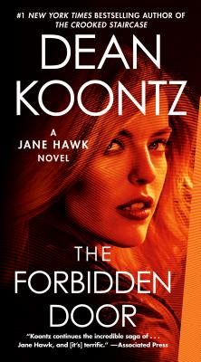The Forbidden Door: A Jane Hawk Novel Cover Image