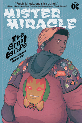 Mister Miracle: The Great Escape Cover Image