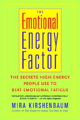 The Emotional Energy Factor Cover