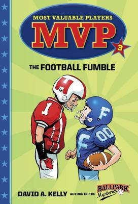 MVP #3: The Football Fumble (Most Valuable Players #3) Cover Image