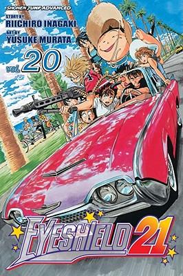 Eyeshield 21, Vol. 20, 20 Cover Image