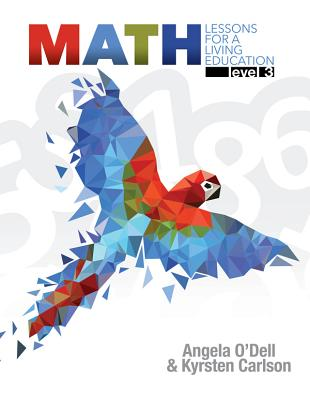 Math Lessons for a Living Education Level 3 Cover Image