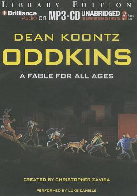 Oddkins: A Fable for All Ages Cover Image