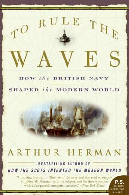 Cover for To Rule the Waves
