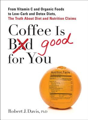 Coffee Is Good for You Cover