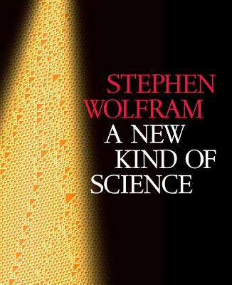 A New Kind of Science Cover Image