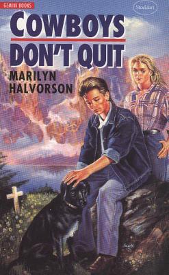 Cowboys Don't Quit (Gemini Books) Cover Image