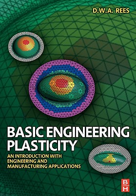 Cover for Basic Engineering Plasticity