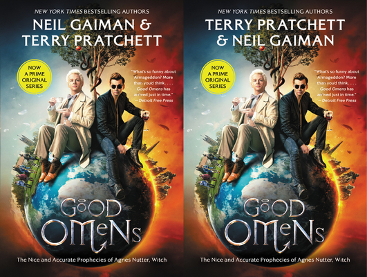 Good Omens: The Nice and Accurate Prophecies of Agnes Nutter, Witch Cover Image