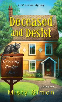 Deceased and Desist (A Tallie Graver Mystery #3) Cover Image