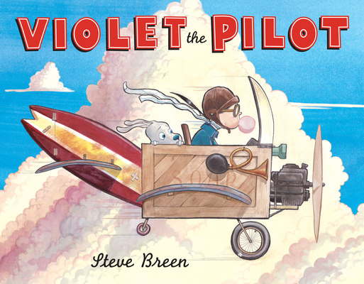Violet the Pilot Cover