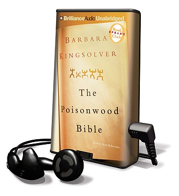 The Poisonwood Bible [With Earbuds] (Playaway Adult Fiction) Cover Image