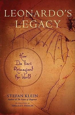 Leonardo's Legacy Cover
