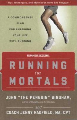 Running for Mortals Cover