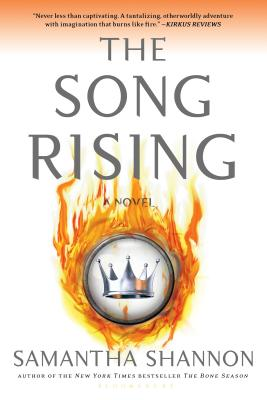 The Song Rising Cover Image