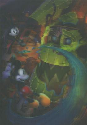 Disney Epic Mickey 2: The Power of Two Cover Image