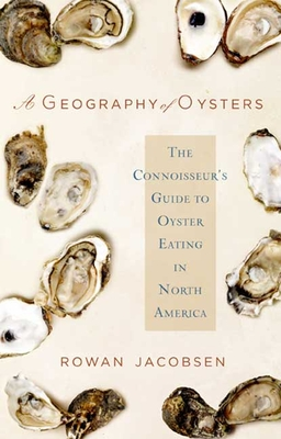 A Geography of Oysters Cover