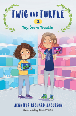 Twig and Turtle 2: Toy Store Trouble Cover Image