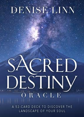 Sacred Destiny Oracle: A 52-Card Deck to Discover the Landscape of Your Soul Cover Image