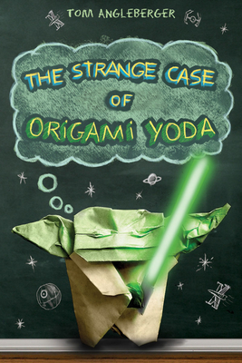 The Strange Case of Origami Yoda Cover