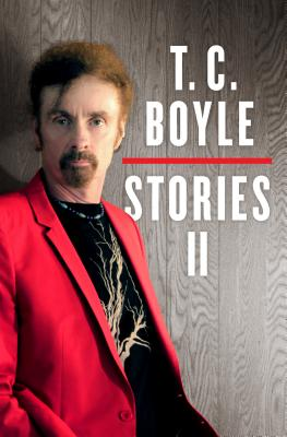 T.C. Boyle Stories II Cover
