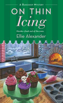 On Thin Icing: A Bakeshop Mystery Cover Image