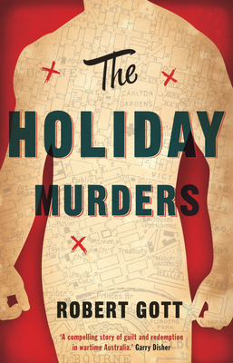 Cover for The Holiday Murders