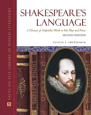 Cover for Shakespeare's Language
