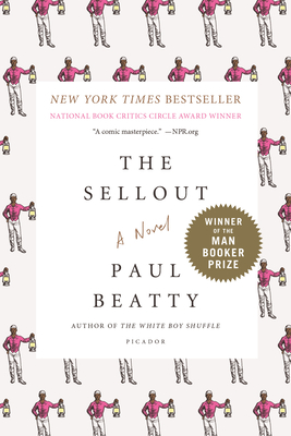The Sellout: A Novel Cover Image