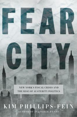 Fear City Cover
