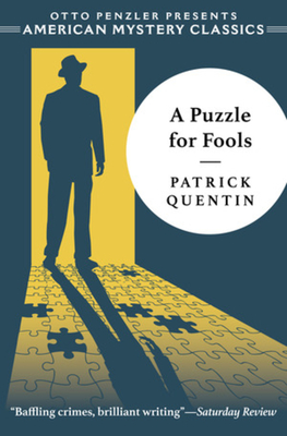 A Puzzle for Fools: A Peter Duluth Mystery Cover Image