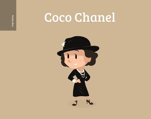 Pocket Bios: Coco Chanel Cover Image