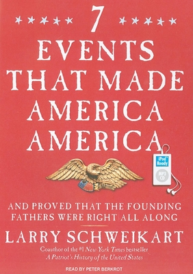 7 Events That Made America America Cover