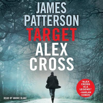 Target: Alex Cross Cover Image
