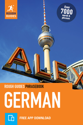 Rough Guides Phrasebook German (Rough Guides Phrasebooks) Cover Image