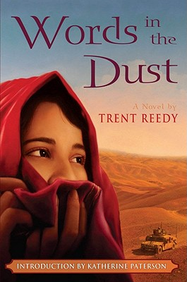 Words in the Dust Cover