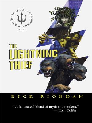 The Lightning Thief (Percy Jackson & the Olympians #1) Cover Image