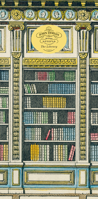 John Derian Paper Goods: The Library Notepad Cover Image