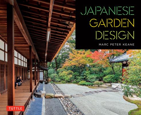 Cover for Japanese Garden Design