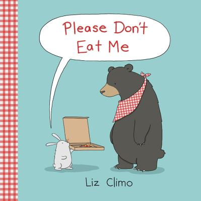 Please Don't Eat Me book cover
