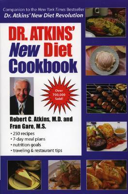 Dr. Atkins New Diet Cookbook Cover Image