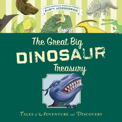 The Great Big Dinosaur Treasury Cover Image