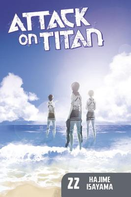 Attack on Titan 22 cover image
