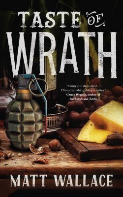 Cover for Taste of Wrath