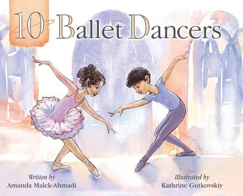 Cover for 10 Ballet Dancers