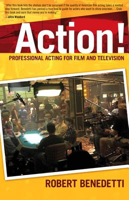 Action! Professional Acting for Film and Television Cover Image