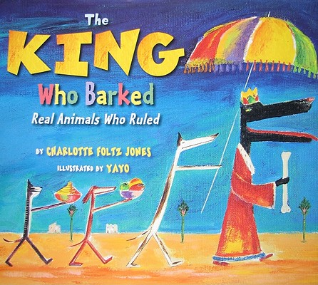 The King Who Barked Cover