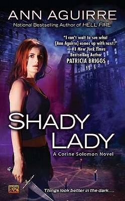 Shady Lady: A Corine Solomon Novel Cover Image