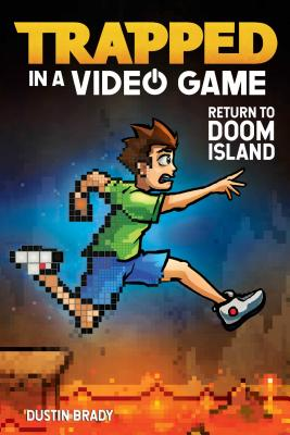 Trapped in a Video Game: Return to Doom Island Cover Image