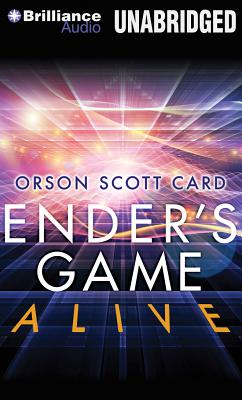 Alive: The Full-Cast Audioplay (Ender's Game) Cover Image